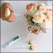DIY: Basic Bouquet Making Instructions - How to make a bouquet
