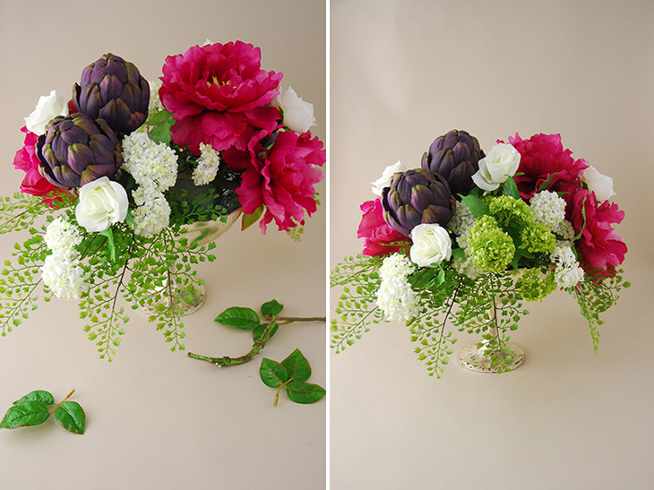 Diy Flower Arranging Basic Flower Arrangements