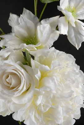 DIY - How to Care for Silk Flowers & Parchment Paper Flowers