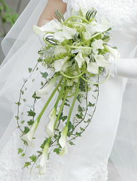 Diy How To Make A Calla Lily Bridal Bouquet