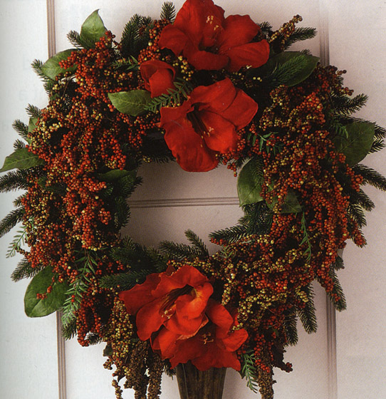 Adorn your home in style with these DIY holiday wreath ideas. Whether your style is vintage, modern, or traditional, any one of these Christmas crafts will be the perfect addition to your front door.