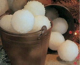 DIY Make a Bucket of Snowballs