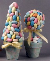 DIY Make  Candy Trees