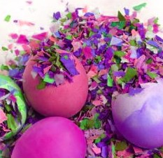 DIY Make Cascarones  Confetti Eggs