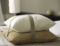 DIY ; Make Lavender & Buckwheat Hull  Pillows
