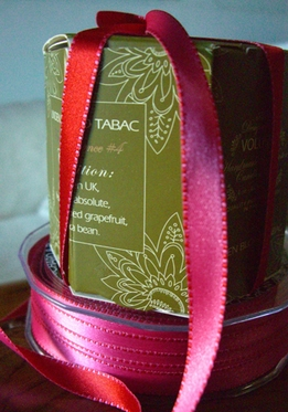 Double Sided Stitched Satin Ribbon Fuchsia & Red 7/16 width 55 yds
