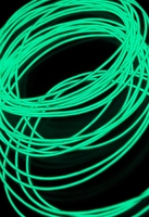 El Wire Lights Teal Green | 2.2mm | 30 Ft