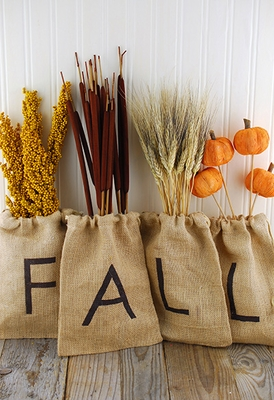 Fall Flowers &  Decorations