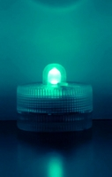 FloraLyte Submersible LED Light by Acolyte - Teal (Pack of 10)