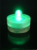 Floralytes Submersible FloraLyte Green LED - Re-usable