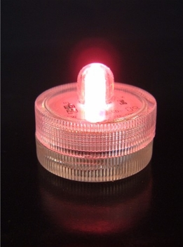 Floralytes Submersible FloraLyte Pink LED - Re-usable