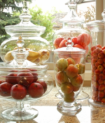Fruit, Vegetables: Artificial and Preserved