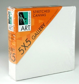 "Gallery Stretched Canvas 5 x 5 x 1.5"" deep"