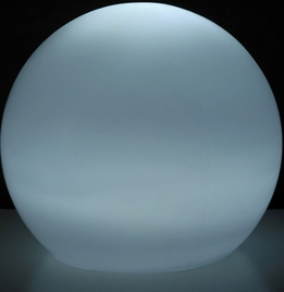 "Giant Orb Shell for LED Lights 16"" Orb -orb shell only-"