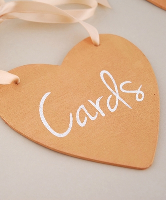 Gift Card Signage