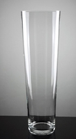 Glass Cylinder Vase 20in