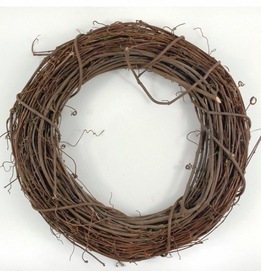 "Grapevine Wreaths 14"" Natural"