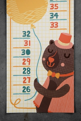 Growth Charts Rag & Bones Bindery Circus Growth Charts