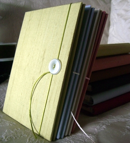 Handcrafted Photo Albums, Accordian Albums