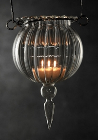 Royal Scepter Hanging Candle Holder