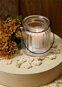 Hanging Vases & Candle Holders - Click to enlarge