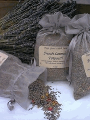 Herb and Botanical Craft Projects