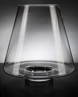 Glass Hurricane Lightshade