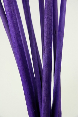 Jute Sticks 28 in. Purple (10 sticks/pkg)