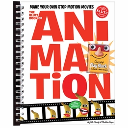 Klutz Book of Animation