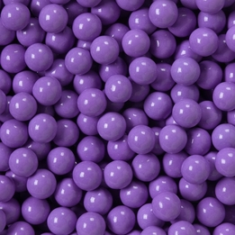 Lavender Sixlets Favor Candy | Six 14oz Bags
