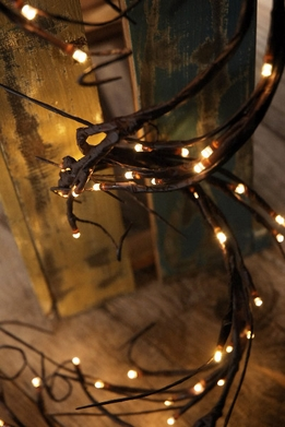 LED Branch Light Garland | Warm White