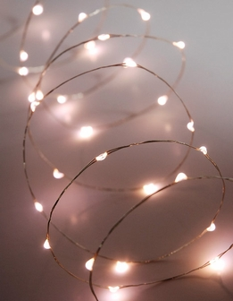 LED Fairy String Lights | Warm White