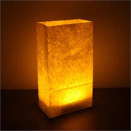 LED Luminary Lights Flickering Battery Operated