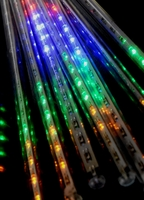 LED Meteor Rain Lights | Multicolor