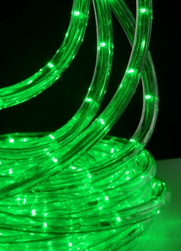 LED Rope Lights Multi Function | Green
