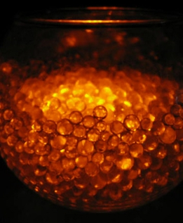 LED Submersible Floralytes ORANGE