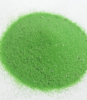 Lime Green Sparkle Sand 2 lbs