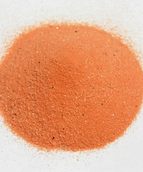 Mango Orange Sparkle Sand 2 lbs