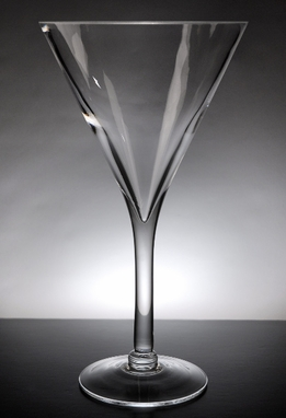 Martini Glass Vases 12 in.