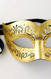 Masks, Mardi Gras,  Costume Party