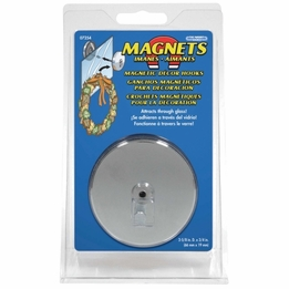 Master Magnetics� Magnetic Wreath Holder Decor Hooks (07254)