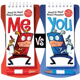 Me Vs. You Head-to-Head Brain Races