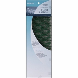 "Mesh Floral Netting 12""X48"" 1/Pkg-Green  $2.99 each"