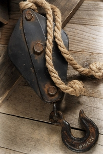 Metal Block & Tackle