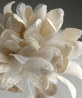 Millinery supplies, hair feather fascinators