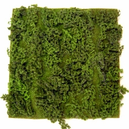 Artificial Moss Sheet 14in