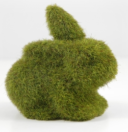 Moss Bunnies Sitting 3.5 Rabbit