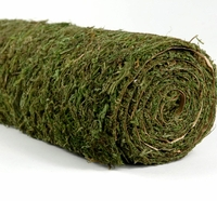 Preserved Moss Sheet with Net Backing (16in x 48in)