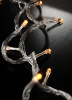 Multi Function LED String Lights | Amber