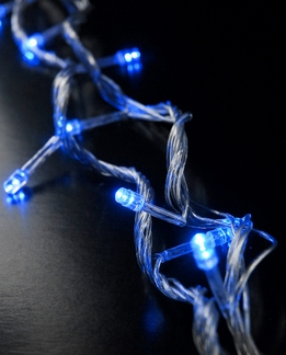 Multi Function LED String Lights | Blue